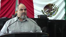 Dip. Benjamín Carrera Chávez (MORENA)