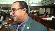 """Dip.Humberto Chavez:"""" Buscaremos legislar para resolver problemas sociales"""""""