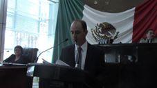 Dip. Jorge Soto, parlamentario de Acción Nacional