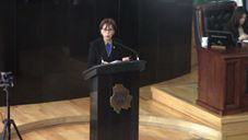 Dip. Blanca Gamez, tipifiquemos el delito de Violencia Política contra las Mujeres en razón de género.