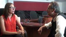 La Dip. Marisela Terrazas (PAN) Presidenta de Comisión de Juventud y Niñez, comenta sus iniciativas