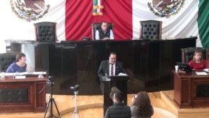 Chávez Herrera: Se incorpore en Presupuesto Fed. 2019, tecnificación del riego de 20 mil Has.