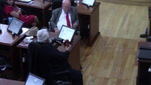 Gustavo de la Rosa vs. Jorge Soto:sobre visión de AMLO, ante corrupción e impunidad