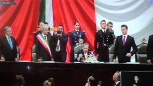 #AMLO, rinde protesta como Presidente de México