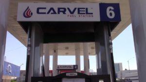 Clausura PGR, gasolinera del Grupo Carvel, en la Cd. de Chihuahua