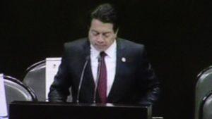 Mario Delgado: En toma de Protesta de #AMLO como Presidente