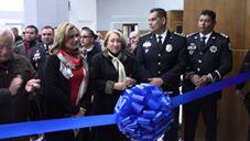 La Alcaldesa Maru Campos cortó el listón del Museo del Policía