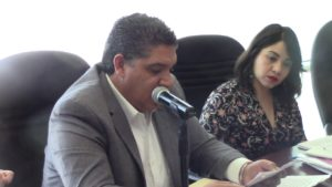 Rene Frías pide reforma a Constitución Fed, para determinar derechos a seguridad soc. del Trabajador