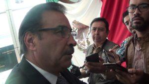 Se activó el protocolo de seguridad para esta sesión extraordinaria: Dip. Villareal