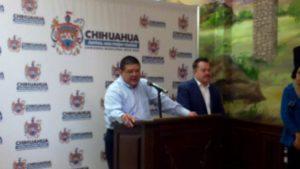 El Municipio de Chihuahua interpondrá controversia constitucional vs Gob. Federal:César Jauregui