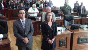 Congreso del Estado designó nuevos titulares de Archivos y Igualdad de Géneros