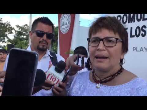 Alcaldesa Laura Beristain: Los problemas se resuelven con diálogo