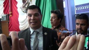 En Chihuahua es de destacar que no existe secuestro, extorsión, cobro de piso: Oscar Aparicio