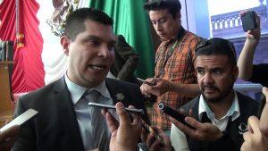 Se les va pagar las indemnizaciones al 100% a familiares de agentes caídos: Oscar Aparicio