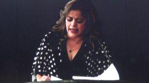 Rosa Isela Gaytán propuso Ley de Responsabilidad Patrimonial del Estado