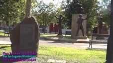 Corredor escultórico de Chihuahua capital