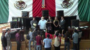 Diputados de Morena y Pri no aceptan nombramientos en Junta Coord Parlamentaria