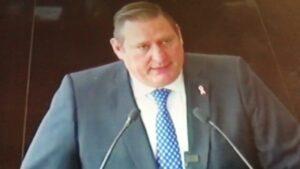 El Dip Carlos Olson solicitó a Hacienda Federal autorice subsidiar gas doméstico temporada invierno